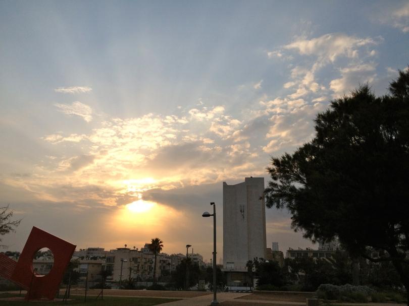 Sunrise Niradin k, April the 19th